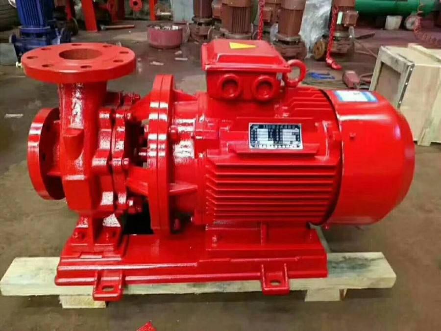 消防泵改造