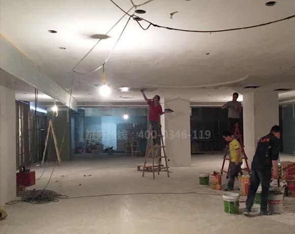 消防工程改造施工现场管理